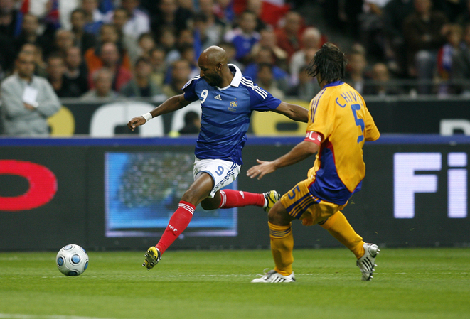 FRANCE SOCCER WORLD CUP 2010 QUALIFICATION