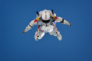 Felix Baumgartner (AUT) - High Altitude Jumps