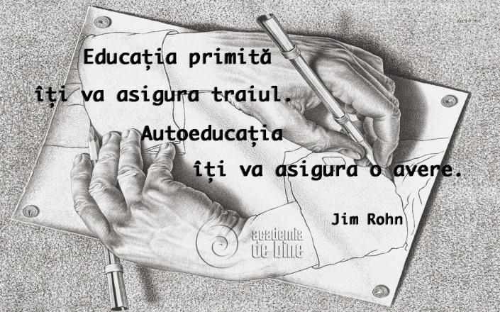 autoeducatie
