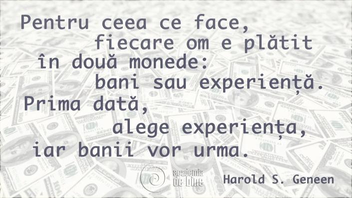 bani-experienta