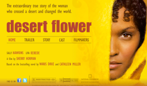 desert-flower-poster