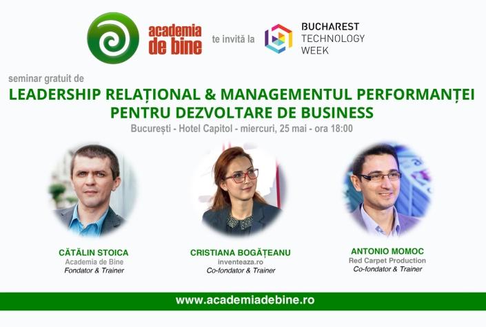 seminar gratuit antreprenoriat